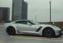 [VIDEO] The Benchmark of Speed Tests the C7 Corvette Z06 Times from 60-130 MPH