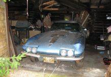 [GALLERY] Midyear Monday Barn-Find Edition (45 Corvette photos)