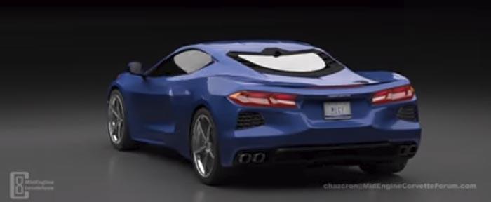 [VIDEO] New Chazcron C8 Mid-Engine Corvette 360 Degree ...