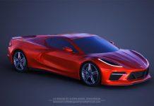 [VIDEO] New C8 Corvette 360-Degree Render from bdsvavars