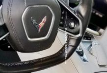 [SPIED] Carscoops Shares First Photos of the C8 Mid-Engine Corvette's Interior