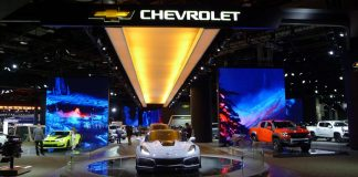 [PICS] The Corvettes of the 2019 North American International Auto Show