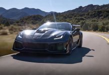 [VIDEO] 'American Original' 2019 Corvette ZR1 Tested by Everyday Driver