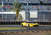 Corvette C7.R at the Roar Before the 24