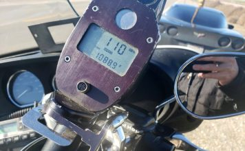 [PIC] California Highway Patrol Makes Example of Corvette Driver Ticketed for 110 MPH