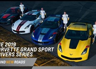 [PIC] Daytona App Leaks Details of the 2019 Corvette Grand Sport Drivers Series Special Edition