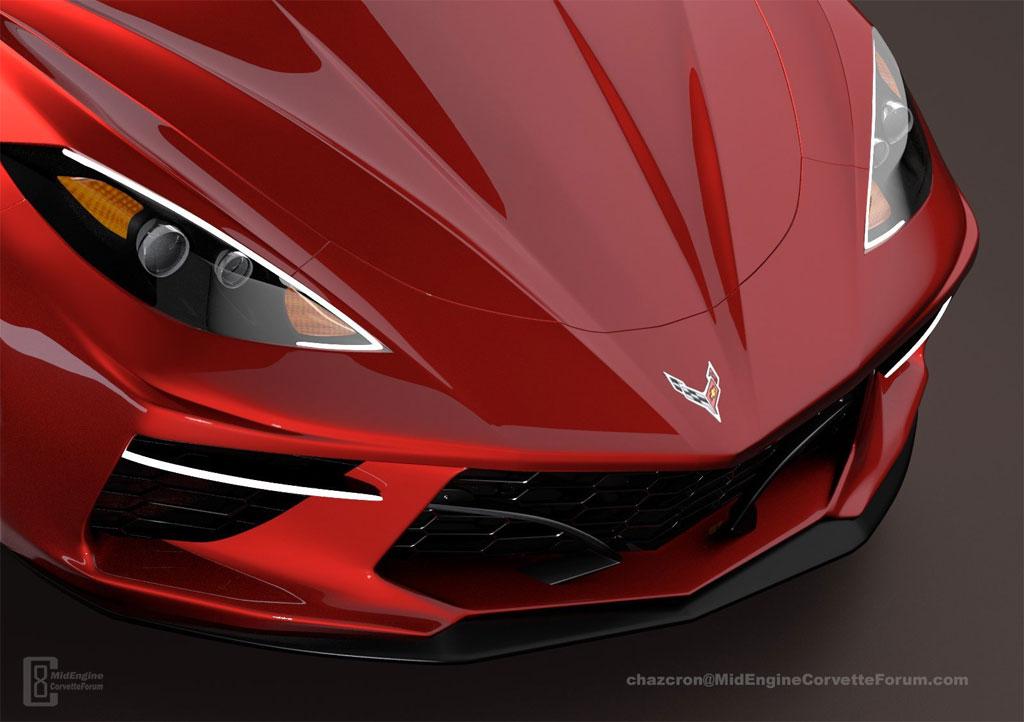 [VIDEO] Chazcron's 2020 Corvette Bumper Slide and New C8 ...