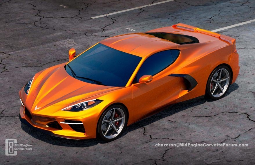 [PICS] New Chazcron C8 Corvette Renders Will Wake You Up ...