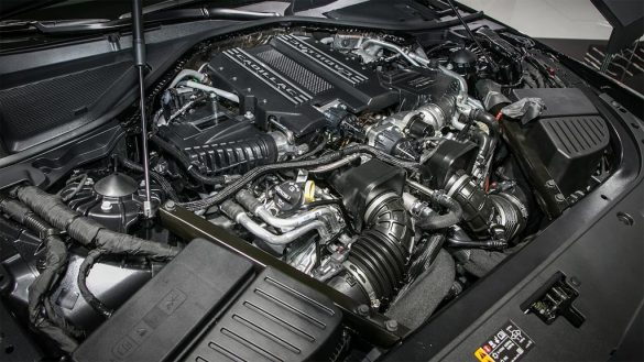 Cadillac Chief: No Sharing of the Blackwing V8 Motor Outside of Cadillac