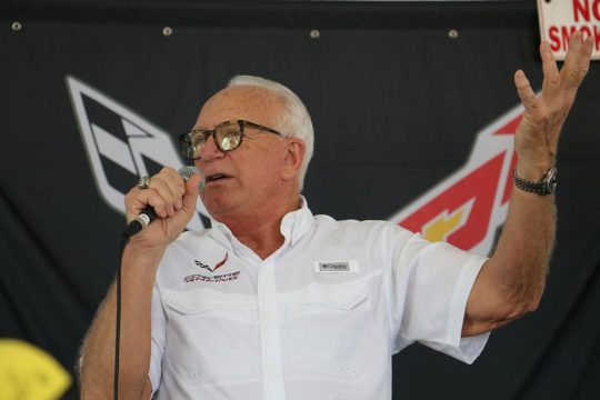 [VIDEO] Corvette Racing's Doug Fehan Addresses Corvette Owners During the Super Sebring Weekend