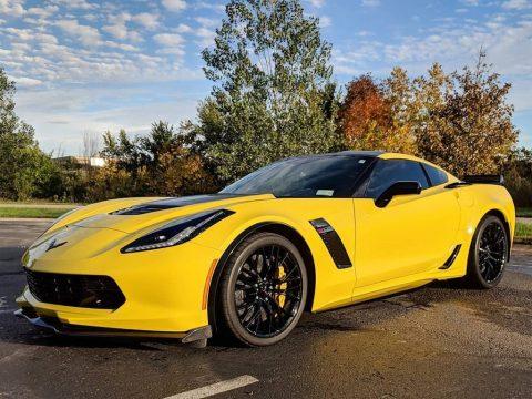 Hertz Will Soon Be Selling Its Fleet of 100 Special Anniversary Corvette Z06s