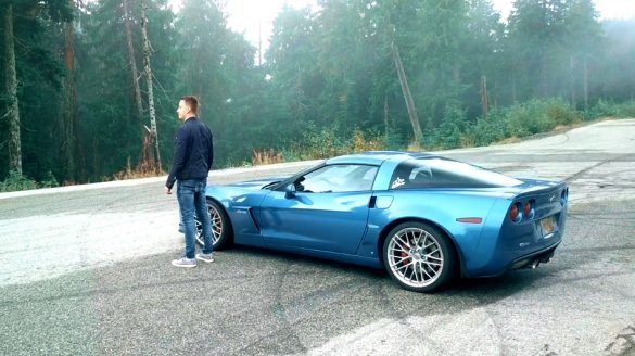 [VIDEO] Corvette Owner Creates Memorable 'Love Letter to Driving' With His C6 Z06