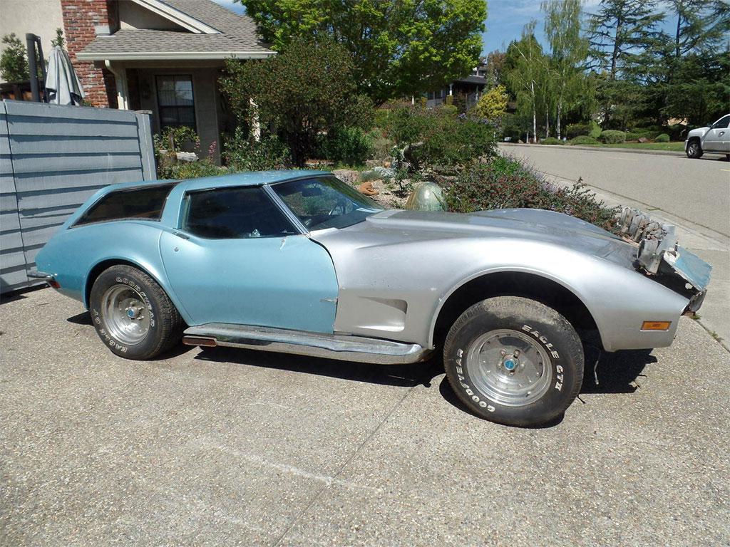Kekurangan Corvette 1973 Harga