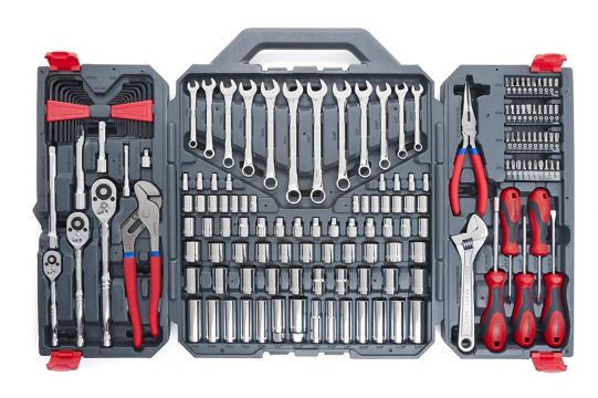 [AMAZON] Save 59% On the Best Selling Crescent 170-Piece Mechanics Tool Set