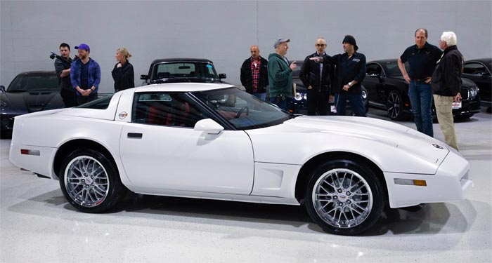'The Lost Corvette' One-Hour Documentary to July 8th on the History Channel