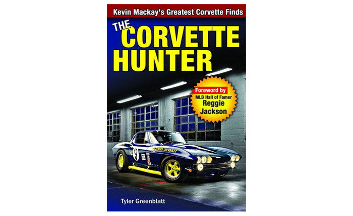 [AMAZON] Add Kevin Mackay's 'The Corvette Hunter' to Your Summer Reading List