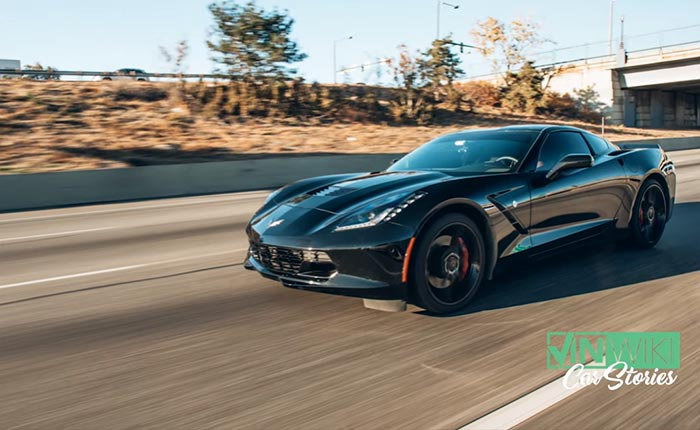 The C7 Corvette is Best Corvette for the Cannonball Run
