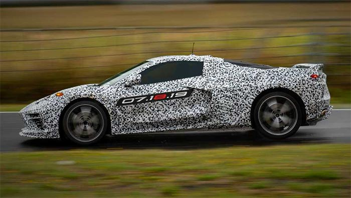 The East Coast Reveal Of The C8 Corvette Is Happening At