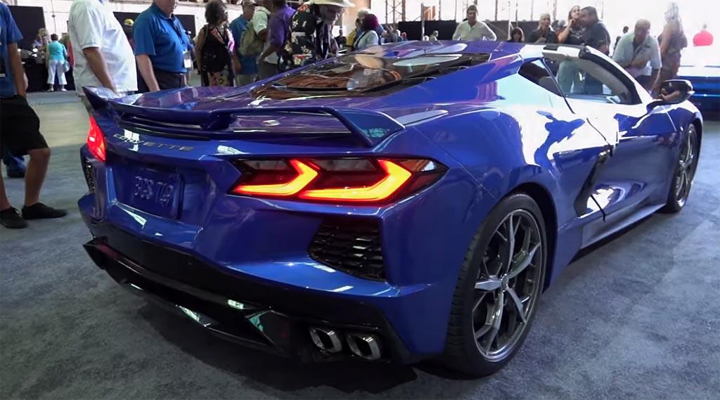 [VIDEO] 2020 Corvette Stingray Walk Around - Corvette ...