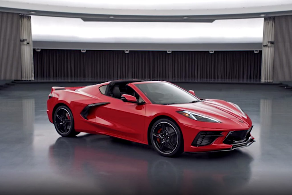 [VIDEO] The C8 Corvette | Mid-Engine Transformation ...