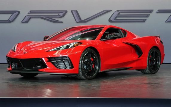 GM Makes Changes on How Customers Can Follow the Status of Their C8 Corvette Order