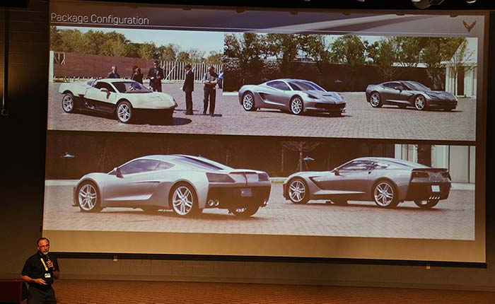 [VIDEO] 2020 Corvette Stingray Overview by the Corvette Team at the NCM 25th Anniversary