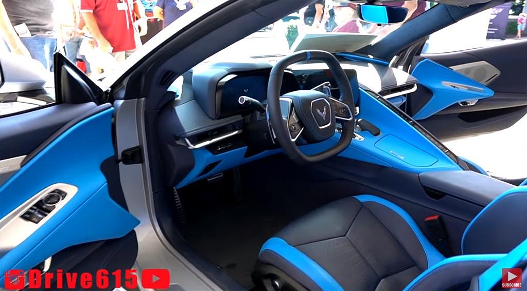[VIDEO] Inside the 2020 C8 Corvette in Full HD!