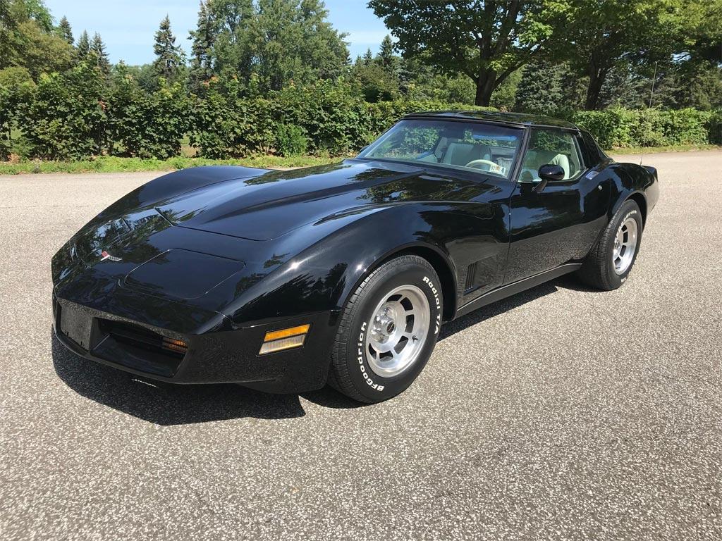 Kelebihan Corvette 1980 Spesifikasi