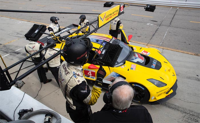 Corvette Racing at Petit Le Mans: Full Speed Ahead in Final C7.R Race