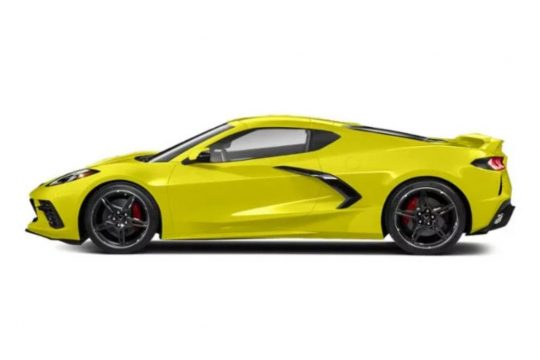 Accelerate Yellow is the 2020 Corvette Stingray's Unicorn