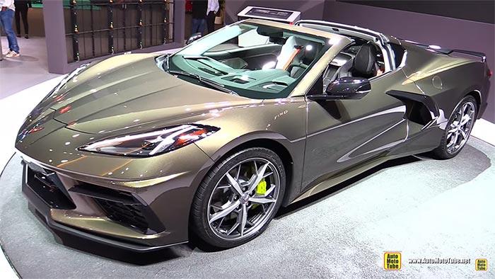 [VIDEO] Enjoy This Zeus Bronze 2020 Corvette Stingray at the Dubai Auto Show