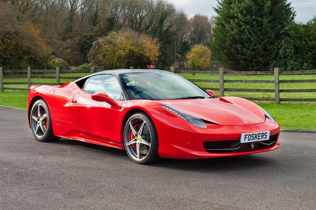 Scouting Report Ferrari 458 Italia Corvette Sales News Lifestyle