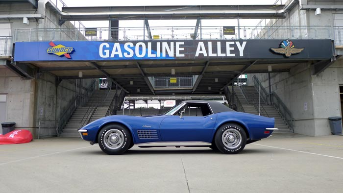 Chip's Choice Display at Corvettes at Carlisle to feature the Best of Bloomington Gold