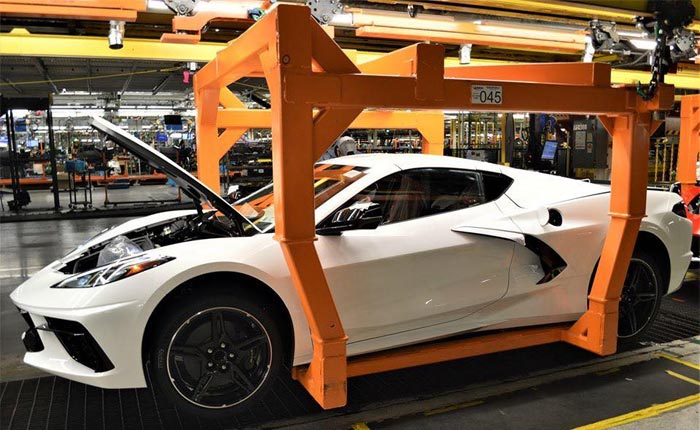 Bowling Green Assembly Plant To Restart Corvette Production the Week of May 25th