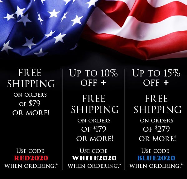 Save Up to 15% and Get Free Shipping at Top Flight Automotive
