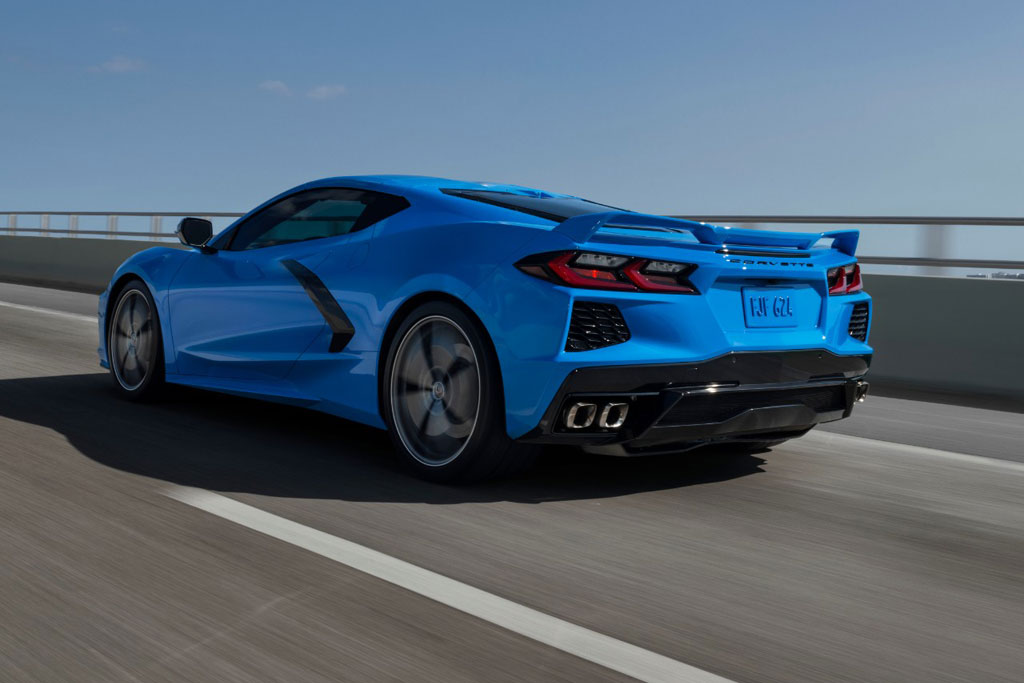 GM Issues an Order and Production Update For 2020 and 2021 Corvettes - Corvette: Sales, News & Lifestyle