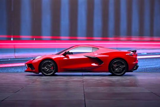 Whoa! 15 Truckloads of New 2020 Corvettes Leaving the Corvette Assembly Plant Today