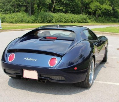 Corvettes for Sale: Coachbuilt 2005 Anteros Coupe by N2A Motors