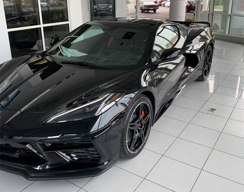 Chevy Dealer Surprises 2020 Corvette Buyer with $10K Market Adjustment at Delivery
