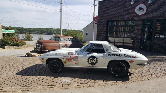 Corvettes for Sale: Go Drag Racing in this 1964 Corvette