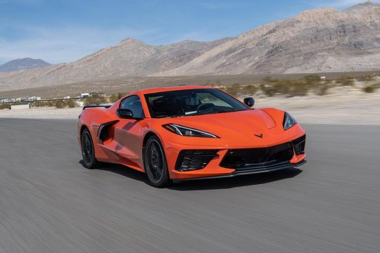 GMSV Sets the MSRP for the C8 Corvette in Australia at $149,900 AUD