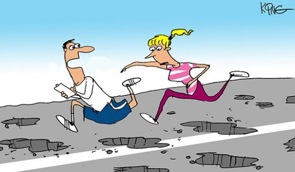 Saturday Morning Corvette Comic: Reconnaissance Run
