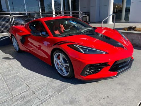 Corvette Delivery Dispatch with National Corvette Seller Mike Furman for March 7th