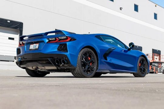 [VIDEO] CORSA Performance Reveals New Line-Up of C8 Corvette Exhaust Systems