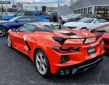 REPORT: 2021 Corvette Offers the Best Resale Value for Sports Cars