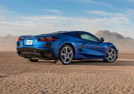 C8 Corvette Expected to Make Australian Debut During 'Final Roar' Tribute at The Bend