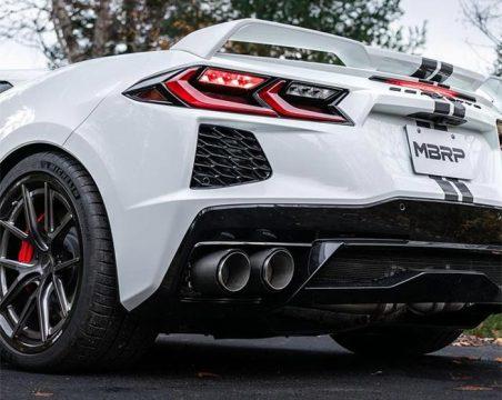 [VIDEO] MBRP Introduces a Cat-Back Exhaust for the C8 Corvette