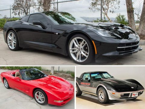 Check Out These Great Rides For Sale From Corvette Mike