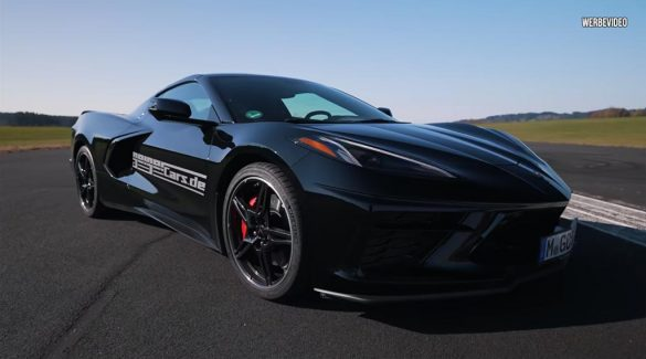 [VIDEO] Germany's GeigerCars Offers a C8 Corvette and Camaro SS to Daniel Abt's Drag Race Channel