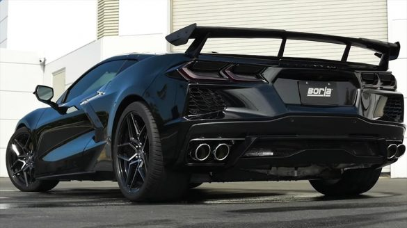 [VIDEO] Borla Reveals Details of New S-Type and Atak Exhaust Systems for the C8 Corvette